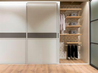 Elfa Deutschland GmbH Dormitorios escandinavos Blanco