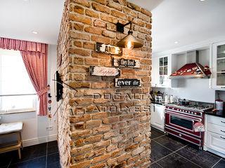 Doğaltaş Atölyesi Kitchen Bricks