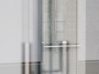 ARTfischer Die Möbelmanufaktur. Eclectische badkamers Glas Transparant