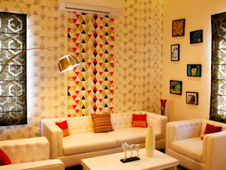 homify Living roomAccessories & decoration Wood White