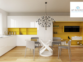 HP Interior srl KitchenTables & chairs MDF Yellow