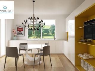 HP Interior srl KitchenCabinets & shelves MDF