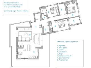 HP Interior srl Modern walls & floors