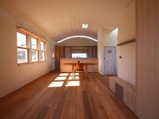Mimasis Design/ミメイシス デザイン Dapur Minimalis Kayu Wood effect