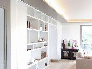 Olivier Stadler Architecte Modern living room