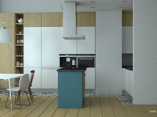 MArker Modern kitchen