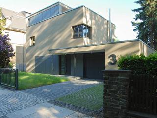 fried.A - Büro für Architektur Moderne huizen