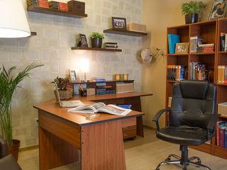 Idea Interior ห้องอ่านหนังสือและห้องทำงานโต๊ะทำงาน