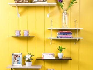 Idea Interior ห้องอ่านหนังสือและห้องทำงานของตกแต่งและอุปกรณ์จิปาถะ