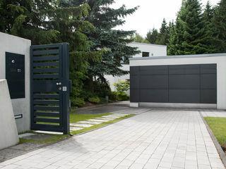 fried.A - Büro für Architektur Moderne garage