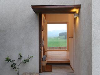 Mimasis Design/ミメイシス デザイン Pintu & Jendela Gaya Eklektik Kayu Wood effect