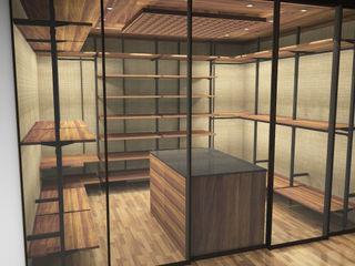 Design Manufaktur GmbH Вбиральня