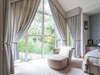 Bingham Avenue, Evening Hill, Poole David James Architects & Partners Ltd Спальня
