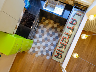 Matteo Gattoni - Architetto Eclectic style kitchen