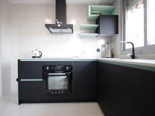 Diseño de Cocina Moderna en Madrid Línea 3 Cocinas Madrid Cocinas de estilo moderno