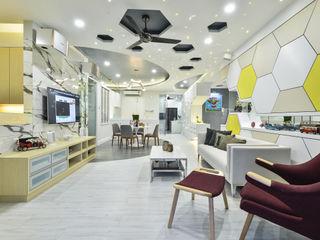 Design Spirits Nowoczesny salon
