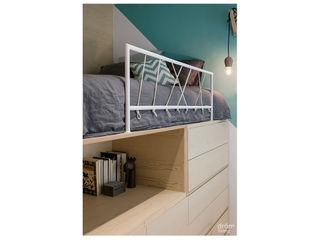 Dröm Living Chambre scandinave
