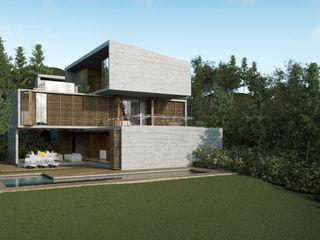 CASA GONZALEZ HAC Arquitectura Casas modernas