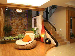 Design Spirits Egzotyczny salon