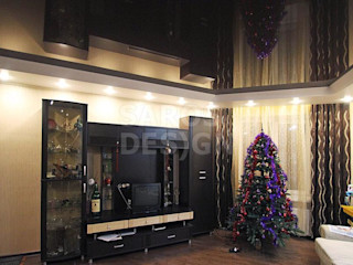 PERFECT & AFFORDABLE LDA Modern living room Plastic Black