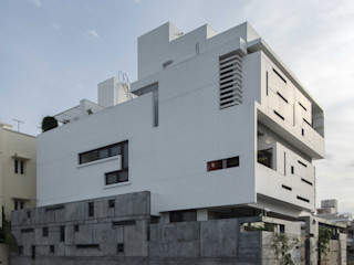 Muraliarchitects Moderne Häuser
