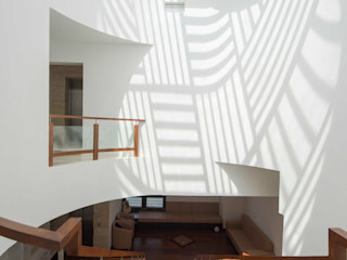 Muraliarchitects Moderne Wände & Böden