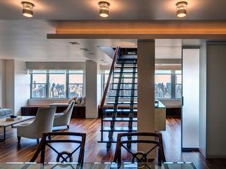 Lilian H. Weinreich Architects 现代客厅設計點子、靈感 & 圖片