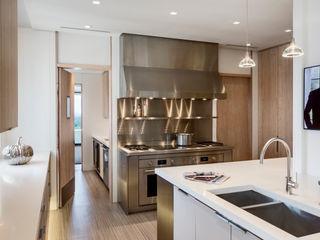 Lilian H. Weinreich Architects 現代廚房設計點子、靈感&圖片 竹