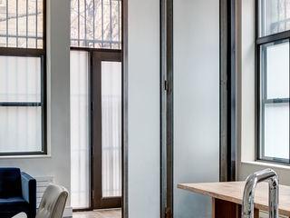 Lilian H. Weinreich Architects 现代客厅設計點子、靈感 & 圖片 鐵/鋼