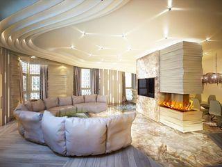 Design studio of Stanislav Orekhov. ARCHITECTURE / INTERIOR DESIGN / VISUALIZATION. Salon moderne