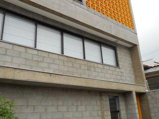 Metamorfose Arquitetura e Urbanismo Casas de estilo rústico