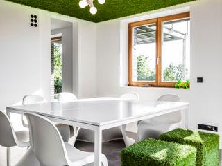 RK Next Architekten Modern Duvar & Zemin