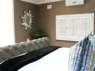 Margaret Berichon Design Classic style bedroom Multicolored