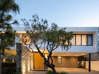 Trama Arquitectos Nowoczesne domy