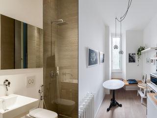 Fabio Azzolina Architetto Salle de bain originale