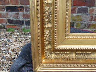 Reproduction of an English Carlo Maratta frame for the States Perceval Designs HouseholdAccessories & decoration