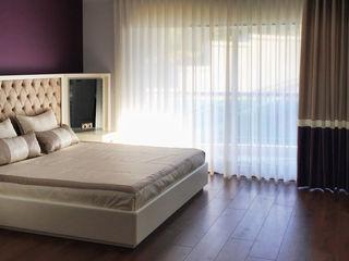 Ofis 352 Mimarlık Hizmetleri Modern style bedroom Wood White