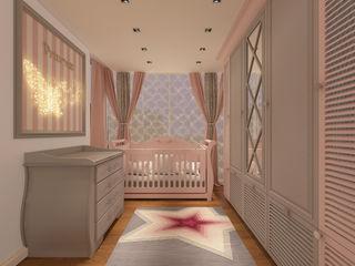 Ofis 352 Mimarlık Hizmetleri Nursery/kid's room