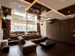 A360architects 影音室家具