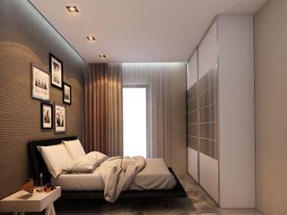 MİNERVA MİMARLIK Dormitorios pequeños