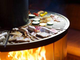 WOLFENER KACHELOFEN- & KAMINMANUFAKTUR Garden Fire pits & barbecues
