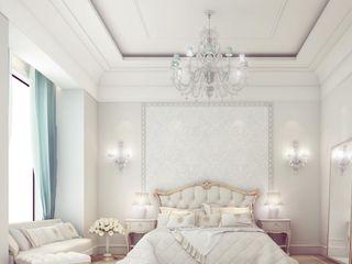 Simple yet Elegant Bedroom Design IONS DESIGN Minimalist bedroom Marble Turquoise