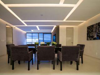HO arquitectura de interiores Comedores de estilo moderno