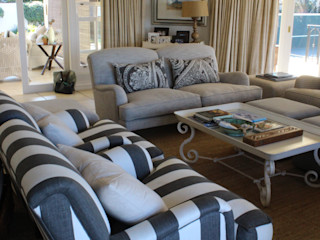 Finely Found It Interiors Living room Grey