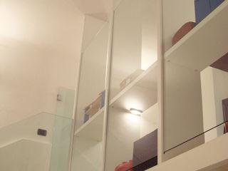 Piccolo Grande studio PAZdesign Studio moderno Bianco