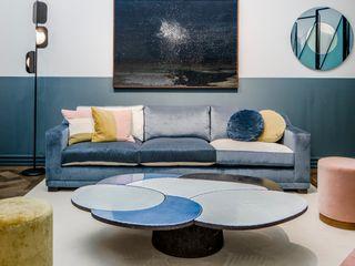 Residence VII - Framework Studio Project M.M. Lampadari Modern living room