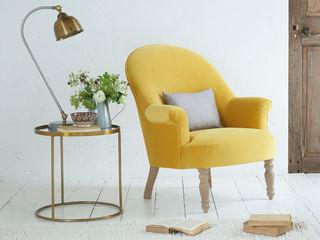 Munchkin armchair Loaf Oturma OdasıKanepe & Koltuklar Tekstil Sarı