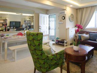 Designer House Living roomAccessories & decoration