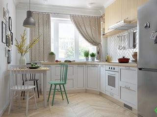 Polygon arch&des Kitchen