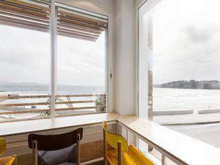 Dorsia - Colaboración Javier Vidal Nan Arquitectos Gastronomie moderne